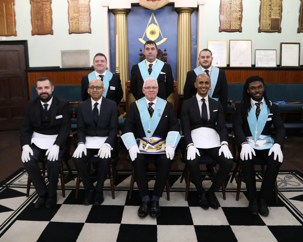 athol masonic officers birmingham